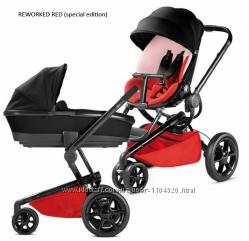 Универсальная коляска 2в1 Quinny Moodd шасси чорное