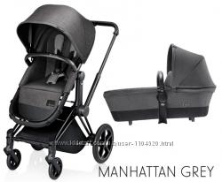 Детская универсальная коляска 2в1 Cybex Priam Platinum Light 20162017