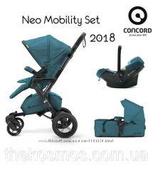 Детская универсальная коляска 3в1 Concord Neo Mobility Set 2018
