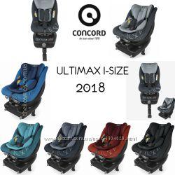Детское автокресло Concord Ultimax I-Size 2017