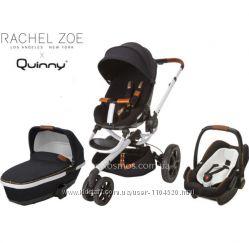 Детская универсальная коляска 3в1 Quinny Moodd Rachel Zoe Special Edition