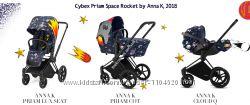 Универсальная коляска 3&nbspв 1 Cybex Priam Space Rocket by Anna K 2018