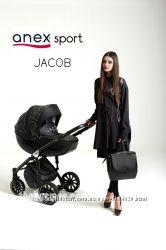 Детская универсальная коляска 2 в 1 Anex Sport JACOB
