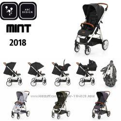 Прогулочная коляска ABC Design Mint 2018