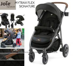 Прогулочная коляска Joie Mytrax Flex Signature 2018