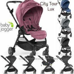 Прогулочная коляска Baby Jogger City Tour LUX 2018