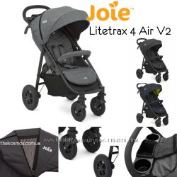 Прогулочная коляска Joie Litetrax 4 Air V2, 2018