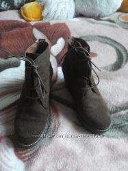 Шикарные ботинки Marc O, Polo как новые оригинал.