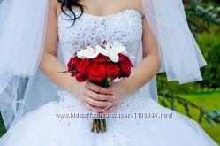 Свадебное платье тм Ruslan&Lyudmila