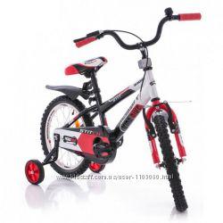 Азимут Стич Велосипед детский двухколесный Azimut Stitch 12, 14, 16, 18, 20