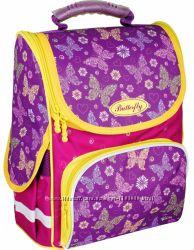 Школьный ранец для девочки с ортопедической спинкой CF85829