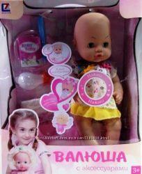 Кукла-пупс Беби Борн Валюша, 30905, 8 функций