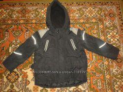 Термо куртка на 4-6 лет 116 р. M&S