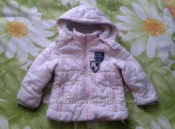 Деми куртка Kanz 98 р, 2-3 года евро зима