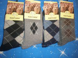 носки термо шерстяні махрові