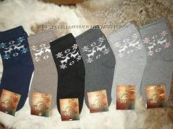 носки махрові