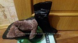 Ботильоны & ботинки Fiona зима р. 38, кожа, цигейка, новые
