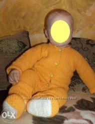костюм на малыша 3-7 м. костюмчик