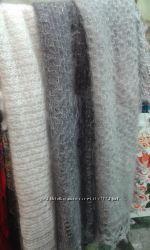 Пуховый платок Новый 100 натуральный пух