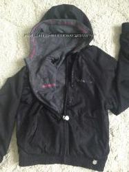 Куртка-толстовка Mckenzie двусторонняя, тонкая