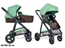 Карело Фортуна коляска универсальная 2 в 1 carrello Fortuna CRL-9001 трансф