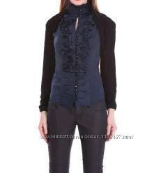 Новую женскую блузу с болеро, S