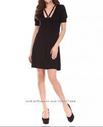 Новое женское черное платье Morgan, р. S