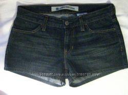 джинсовые шорты фирмы GAP - размер S cм. замеры