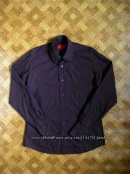 мужская рубашка - Hugo - Hugo Boss - размер M - наш 48р.