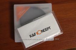 Светофильтр CPL 67mm K&F Concept