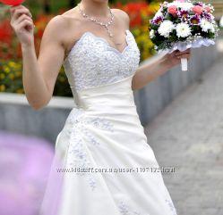 Свадебное платье размер 42 44
