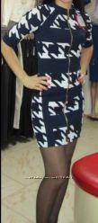 Молодежное платье, можно носить как кардиган продам