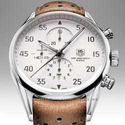 Мужские наручные часы Tag Heuer Carrera Space механика