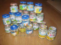 Продам баночки от детского питанияпюре
