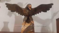 Орел деревянный  1976год