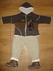 Курточка демисезонная FLEXI BABY р. 12 мес 80 см
