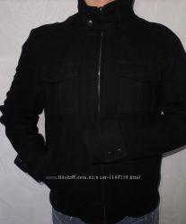 Пальто - тренч JEFF BANKS р. L, цвет черный