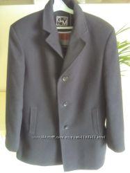 Чоловіче кашемірове пальто