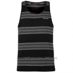 Легкие майки, футболки- безрукавки, бренд Pierre Cardin