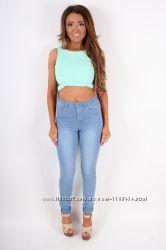 Летние джинсы  Skinny, бренд Primark