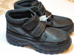 Кожаные ботинки Next на липучках, Оригинал, Англия