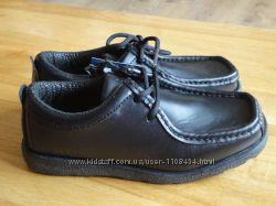 Школьная кожаная обувь Kangol, Clarks. Kappa Оригинал, Англия