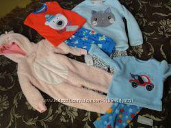 Флисовые пижамки ТМ Primark, Оригинал, Англия