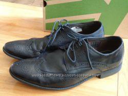Кожаные туфли Clarks, Оригинал, Англия