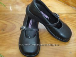 Школьные кожаные туфли GEORGE, Англия