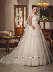 Дизайнерское свадебное платье о доступным ценам