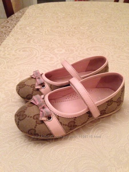 Туфельки Gucci