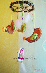 Мобіль Пташки