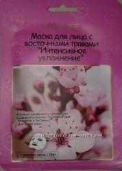 Маска для лица тканевая