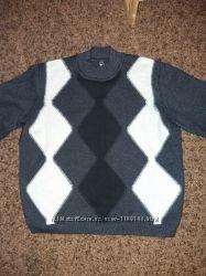 Теплый свитер 50-52 размера